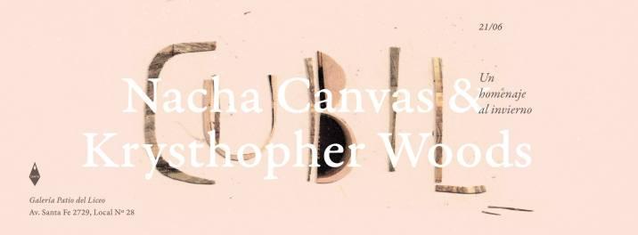 Cubil de Nacha Canvas y Krysthopher Woods