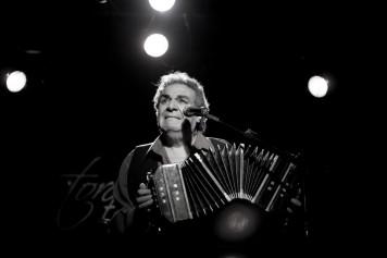 Rubén Juárez en el Tasso